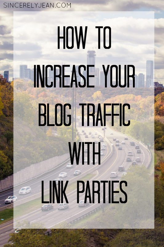 How to Increase Your Blog Traffic with Link Parties