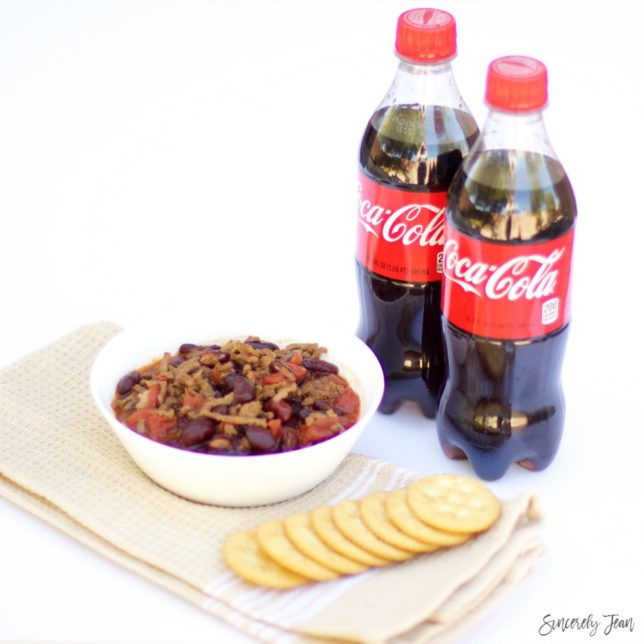 5 Ingredient Coca-Cola Chili