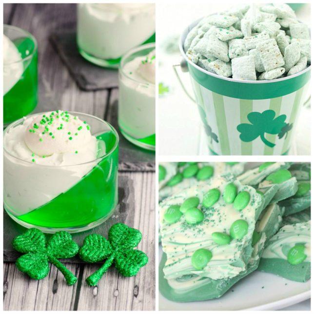 20 St. Patrick's Day Treats Roundup