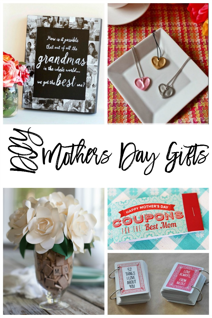 diy mothers day gifts easy simple kit mom gift