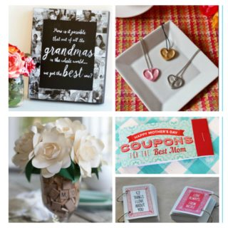 diy mothers day gifts -easy, simple, DIY, mom, gift