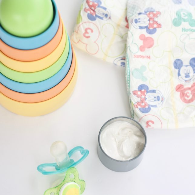 The Best DIY Diaper Rash Cream