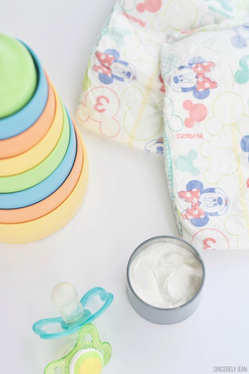 The Best Homemade DIY Diaper Rash Cream - baby - diapers - rash