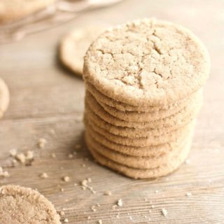 Browned Butter Brown Sugar Cookies - homemade, recipe, moist, easy, quick, chewy