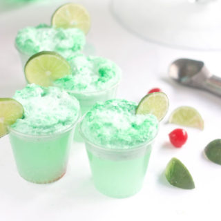 Grinch Punch holiday, punch, easy, green, red, christmas, sherbet