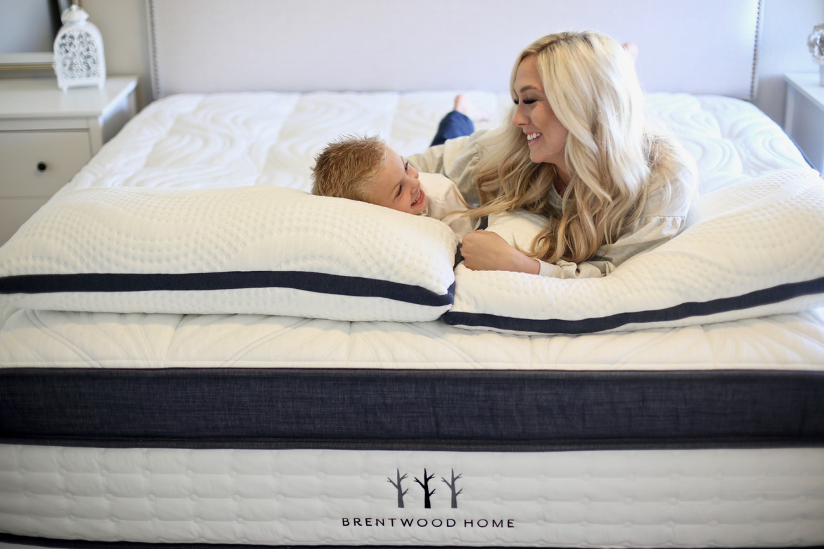 Brentwood Home Mattress 4 - Sincerely Jean